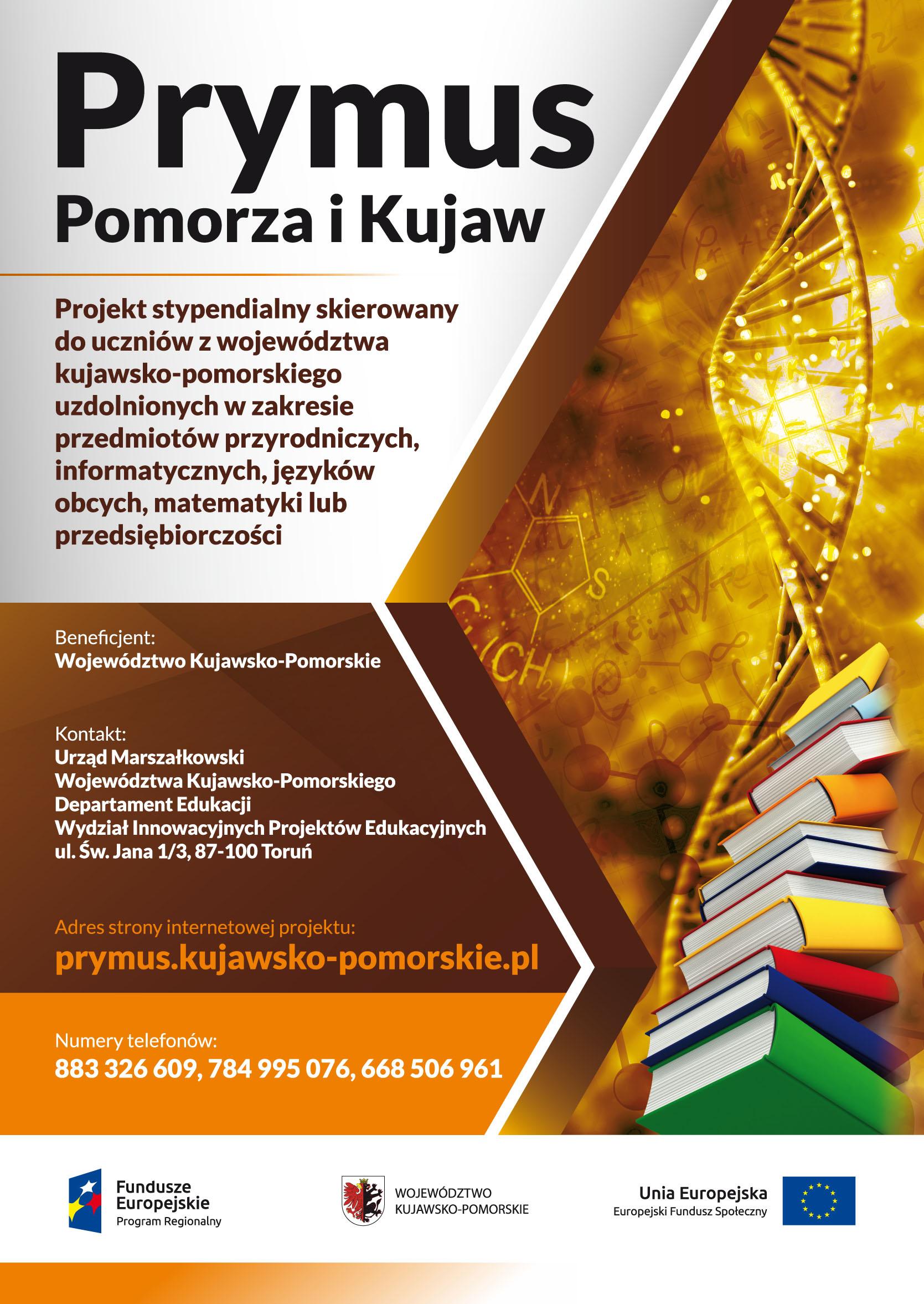 Prymus Pomorza i Kujaw