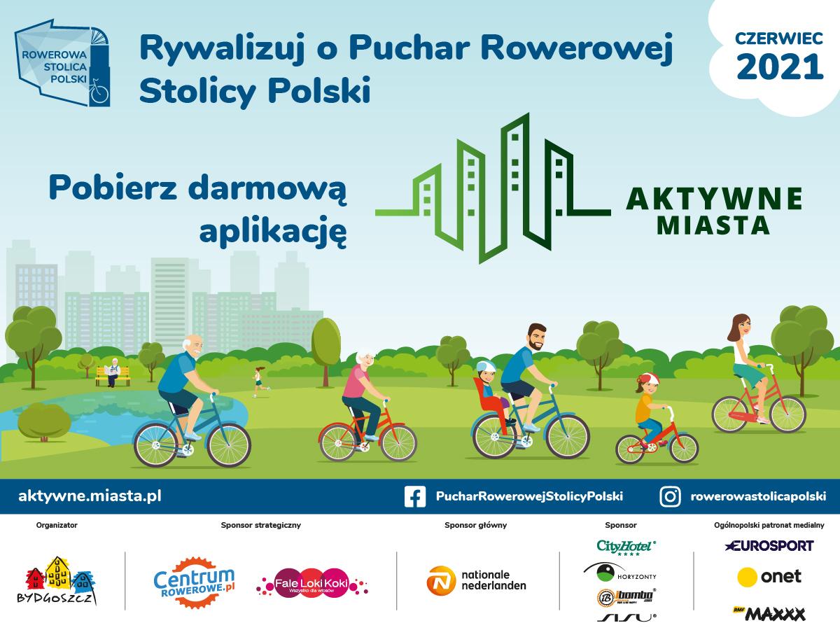 Dołącz do rywalizacji o Puchar Rowerowej…